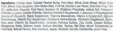 Learn to read dog food labels