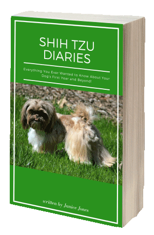 Shih Tzu Diaries:  ebook and paperback