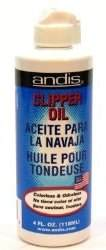 Andis Clipper Oil 4 oz. (3-Pack)