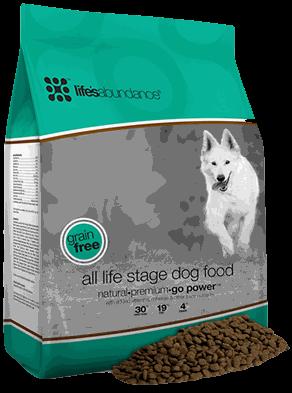 kinds of pet food
