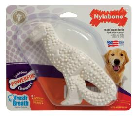Nylabone Dinosaur Chew Toy