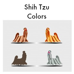 Shih Tzu Colors Link