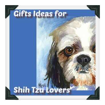 Shih Tzu Gifts for Tzu Lovers