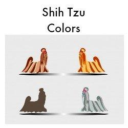Shih Tzu Colors Link