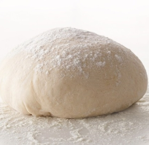 Bread is fine, but raw yeast dough is not.